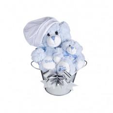 Bub Bucket (Junge) - Baby Hamper