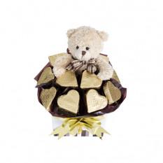 Goldener Bär - Baby Hamper