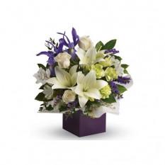 Anmutige Schönheit - Blumenarrangement