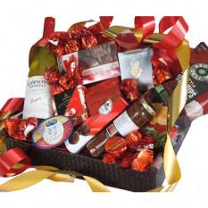 Gourmet Genuss - Geschenkkorb