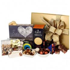 Süß und herzhaft - Gourmet Geschenkkorb