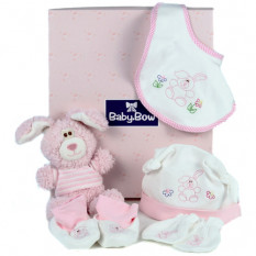 Rosa Honig Bunny - Baby Hamper