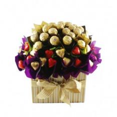 Blumen von Ferrero - Chocolate Hamper